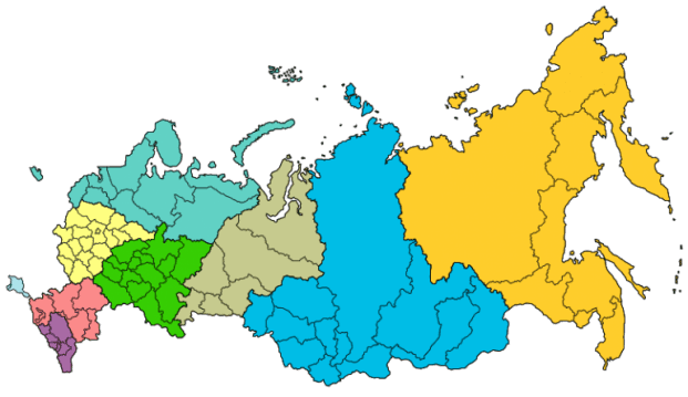 Regioni russe: guida per turisti alle regioni della Russia