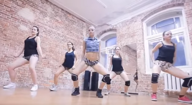 Sexy ballo ragazze russe