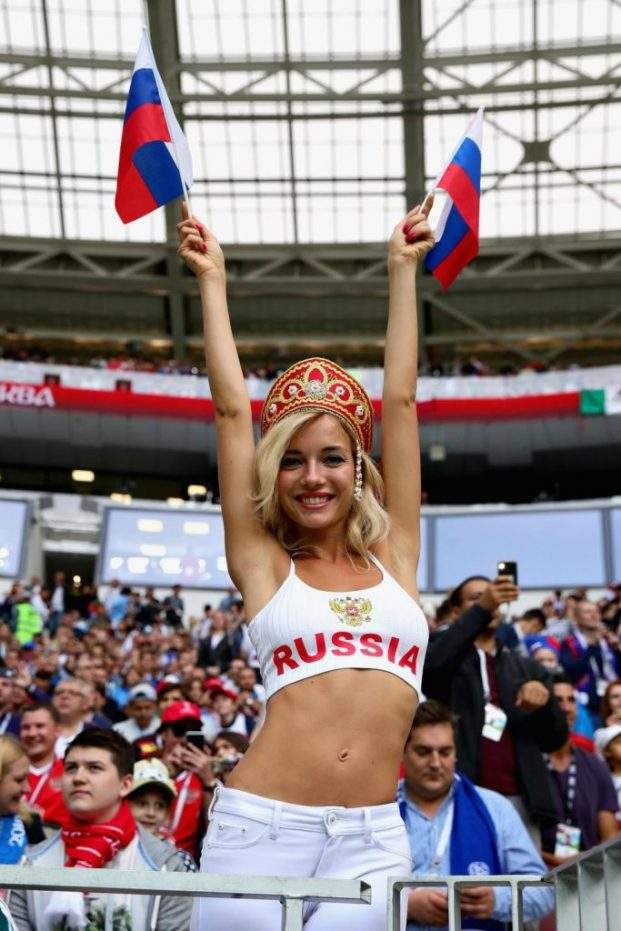 ragazza russa piu sexy dei mondiali